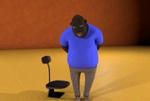 Ssemwogerere 3D Animation by Wasajja