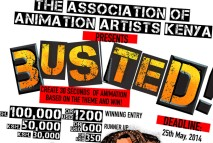 "30 Second Animation Competition, ""Busted"""