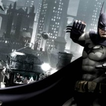 Blur's Batman: Arkham Origins cinematic